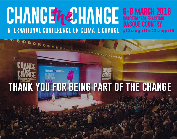 Change the Change 2019: thank you for being part of the change